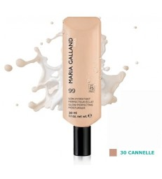 99 Soin Hydratant Perfecteur Eclat N°30 Cannelle Maria Galland