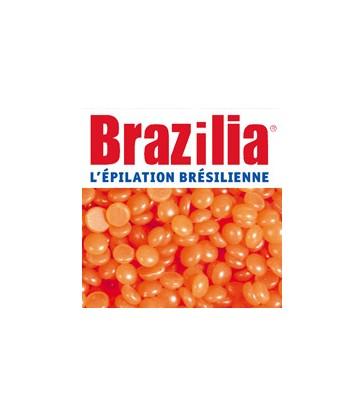 BRAZILIA CIRE ROUGE 500g