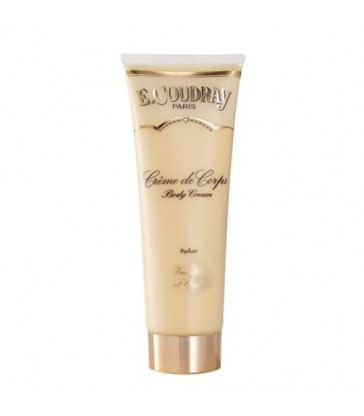 vanille coco crème corps COUDRAY tube 125ml