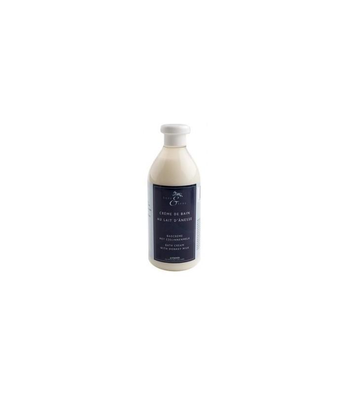 Crème de bain au lait d'ânesse