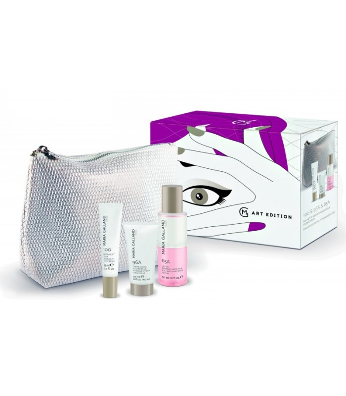 Coffret trousses regard sublime Maria Galland N° 100, 96A, 65A