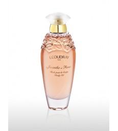 Huile parfumée pour le corps JACINTHE ET ROSE Coudray
