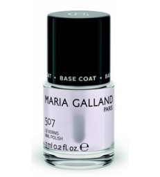 507 Vernis à Ongles Base Coat N°000 Maria Galland