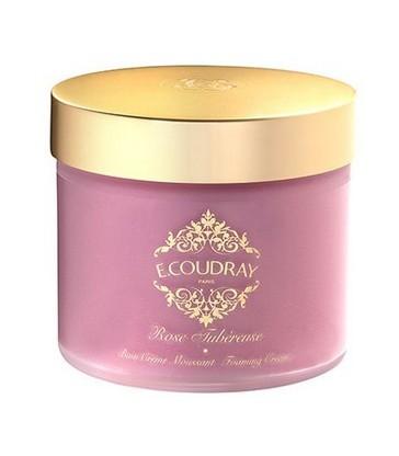 bain crème moussant parfumé pour le corps ROSE TUBEREUSE pot 250 ml