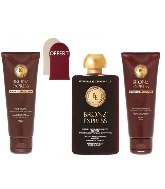 COFFRET BRONZ EXPRESS TEINTE