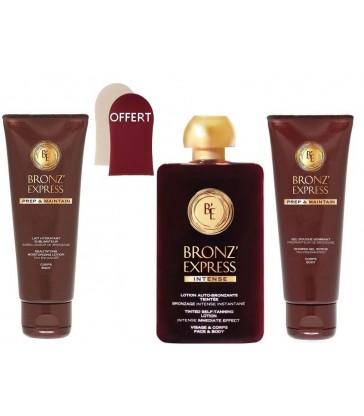 COFFRET BRONZ EXPRESS TEINTE INTENSE