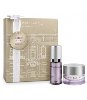 COFFRET LIFT'EXPERT 640 et 660 MARIA GALLAND