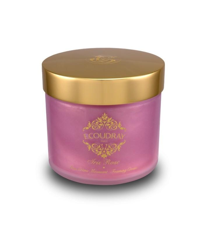 Bain Crème Moussant Parfumé pour le Corps Iris Rose Coudray