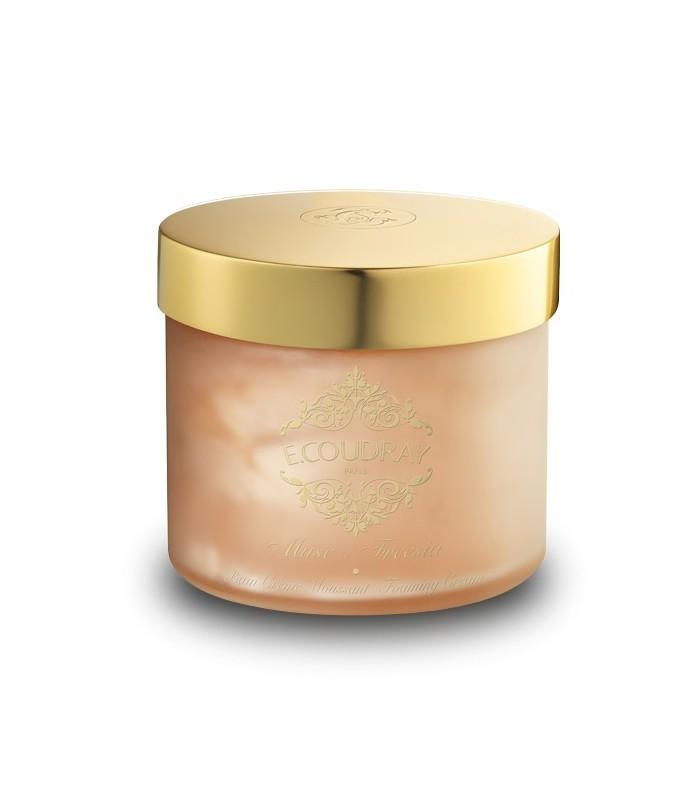 Bain Crème Moussant Parfumé Pour le Corps Musc et Freesia Coudray