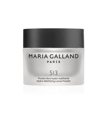 513 Poudre Libre Hydra-Matifiante n°01 Souffle d'Eté MARIA GALLAND