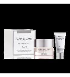 Masque crème nettoyant N°2 & Crème exfoliante N°41 Maria Galland