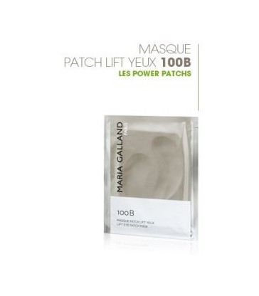 100B MASQUE PATCH LIFT YEUX MARIA GALLAND