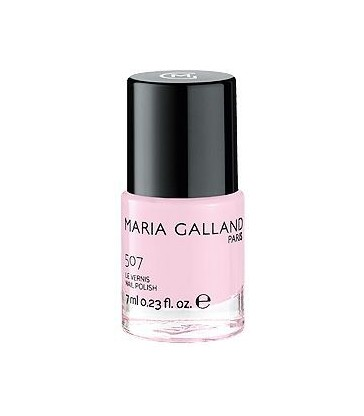 507 Vernis à Ongles N°3 Rose Glacé Maria Galland