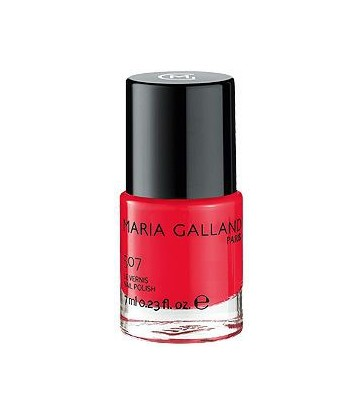 507 Maria Galland Vernis à ongles N°8 Rouge Pavot