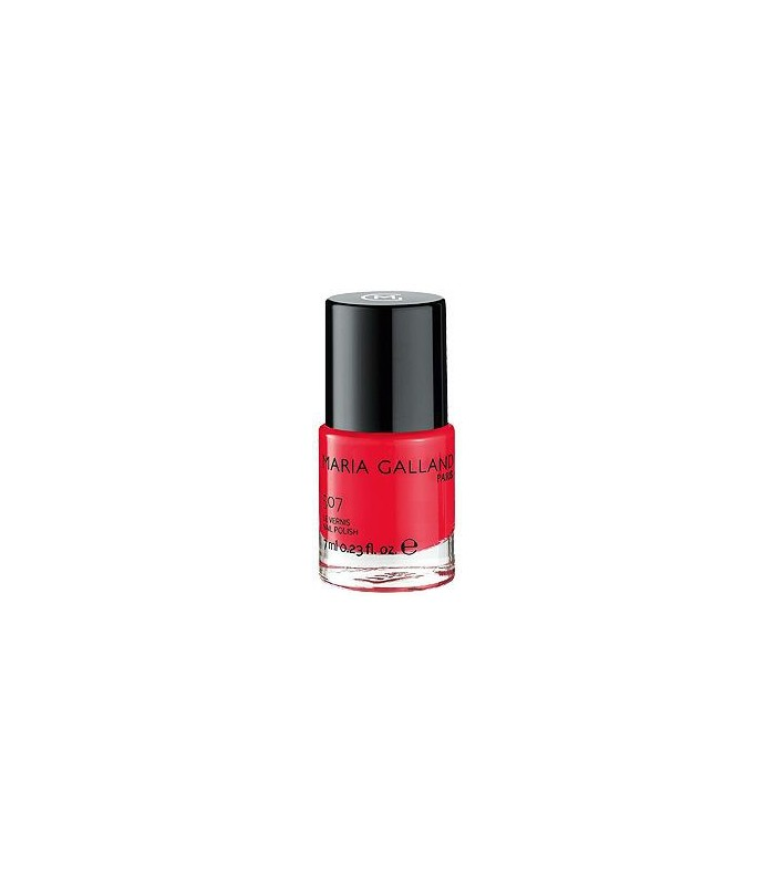 Maria Galland Vernis à ongles 507 N°8 Rouge Pavot