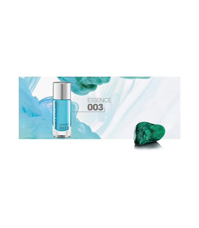 l' essence d'un soin de Luxe MALACHITE – APAISEMENT Maria Galland