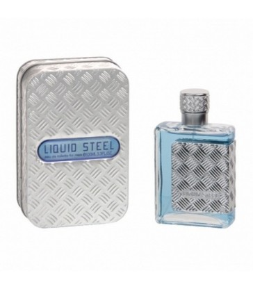 Eau de toilette Liquid Steel for Men