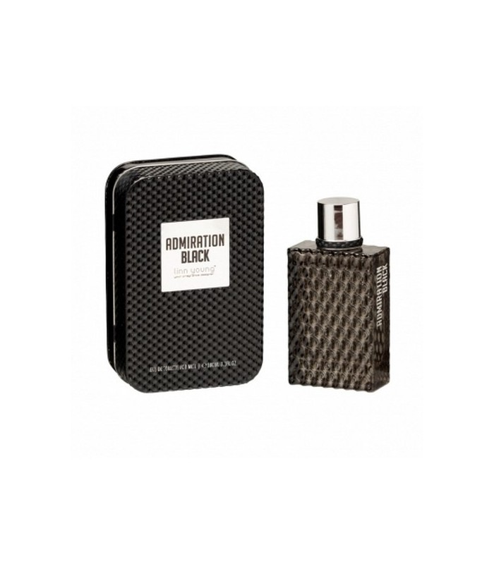Eau de toilette Admiration Black