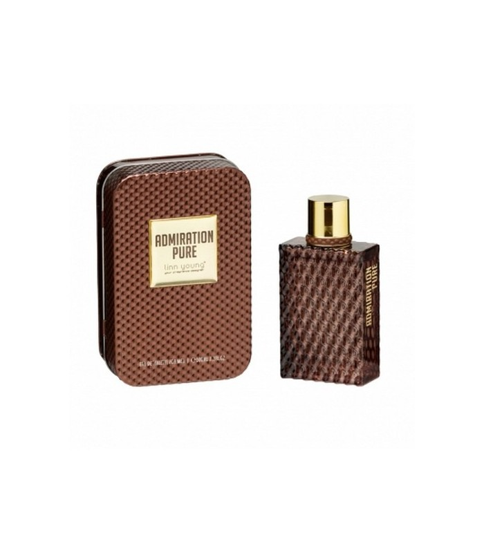 Eau de toilette Admiration Pure