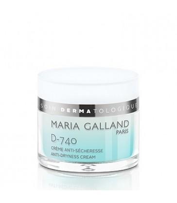 MARIA GALLAND Crème anti sécheresse D-740