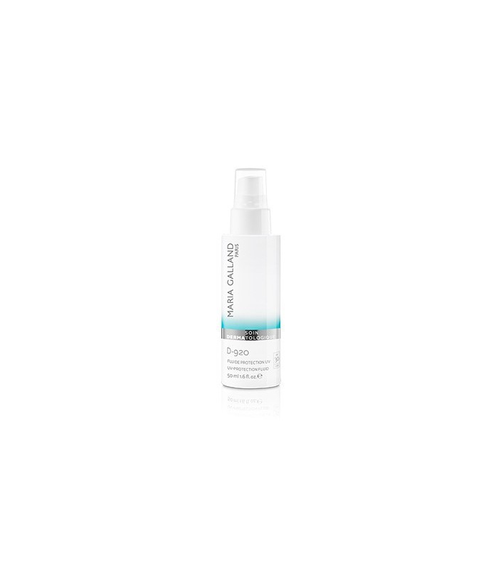 MARIA GALLAND Fluide protection UV SPF 30 - D-920