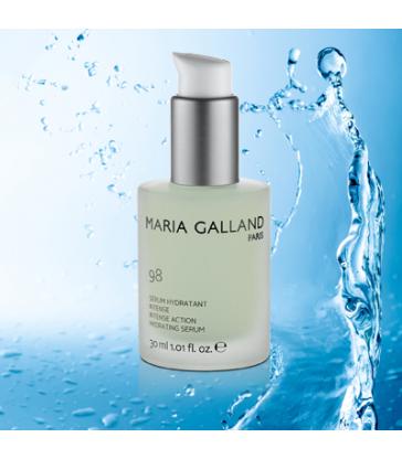 98 sérum hydratant intense Maria Galland