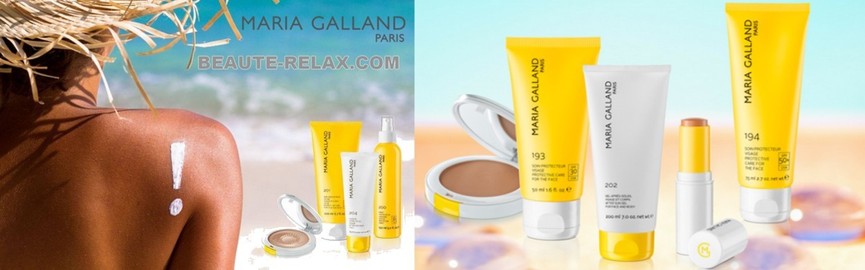 gamme solaire maria galland