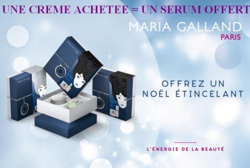 OFFRE PRIVILEGE MARIA GALLAND