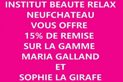 PROMOTIONS BEAUTE RELAX